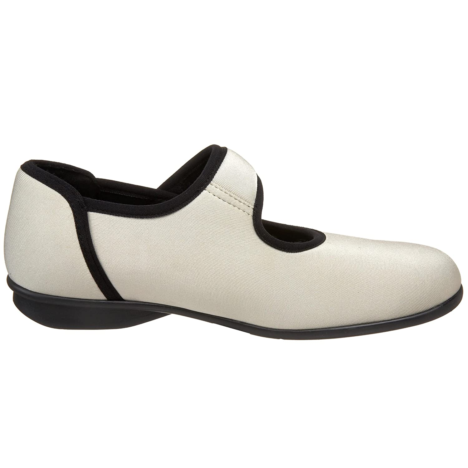 Drew Jane Shoe Women's Jada Mary Jane Drew B002VPCJZQ 6.5 W US|Ivory Stretch e7fa36
