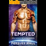 Tempted: A Sci Fi Alien Romance (Fated Mates of the Kalixian Warriors Book 8)