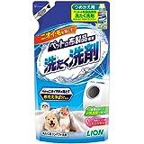 ライオン ペットの布製品専用 洗たく洗剤 つめかえ用 320g