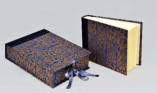 Álbum con caja 16 x 20 tela y papel florentino: Amazon.es: Handmade