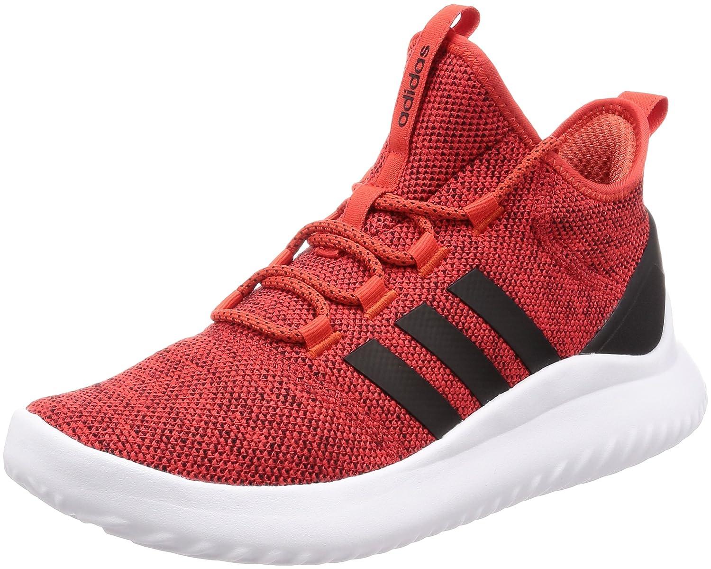Adidas Cloudfoam Ultimate Bball, Baskets Hautes Homme 44 / 2/3 EU|Rouge (Roalre / 44 Negbas / Ftwbla 000) c920ce