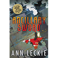 Ancillary Sword (Imperial Radch Book 2) book cover
