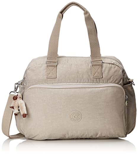 7a513968b Kipling July Bag Bolso de Viaje, 45 cm, 21 litros, Beige (Pastel ...