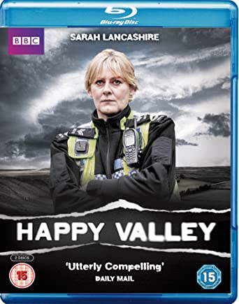 Image result for happy valley blu-ray