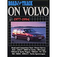 """""""Road and Track"""" on Volvo, 1977-94"""