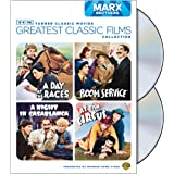 TCM Greatest Classic Films Collection: Marx Brothers (A Day at the Races / A Night in Casablanca / Room Service / At the Circ