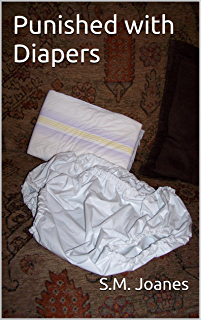 Husband diaper punishment