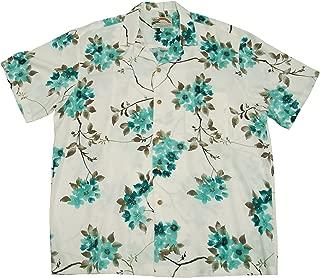 product image for Paradise Found Mens Sakura Cherry Blossom Shirt