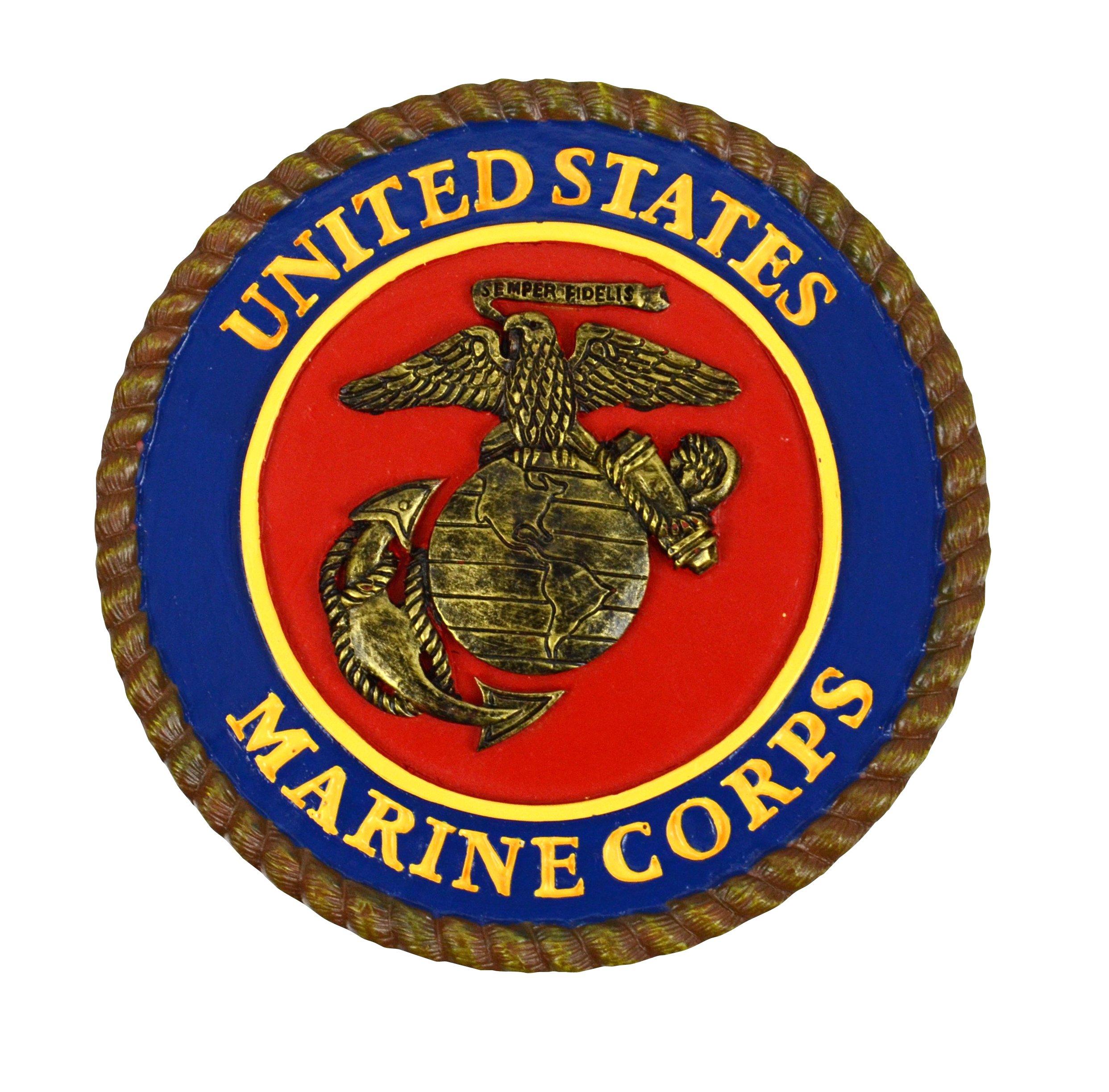 Red Carpet Studios Military Plaque, Marines