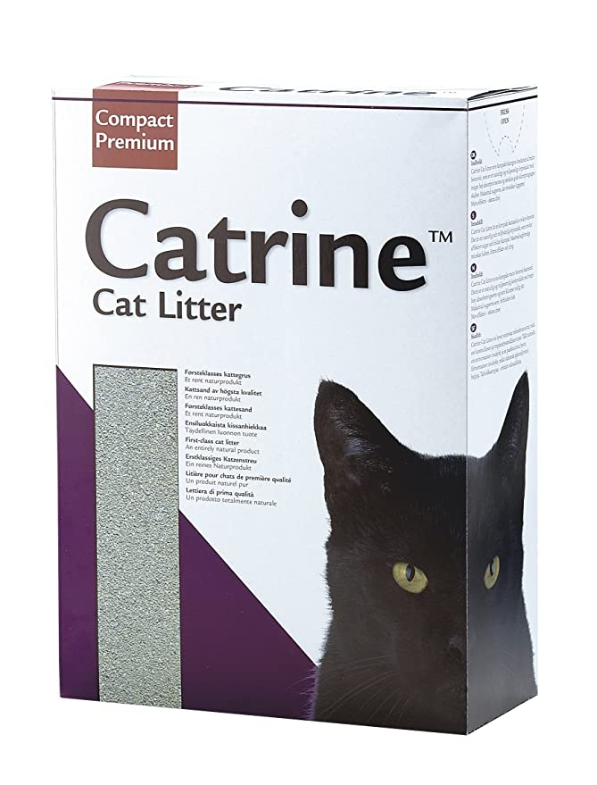 Amazon.com : Kruuse Catrine Premium Super Cat Litter, 16.5 lb : Pet Supplies