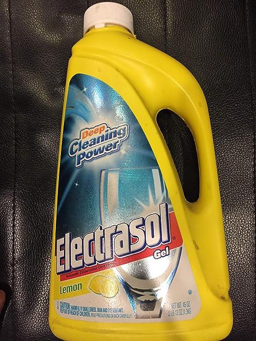 Amazon.com: Electrasol - Detergente automático para ...