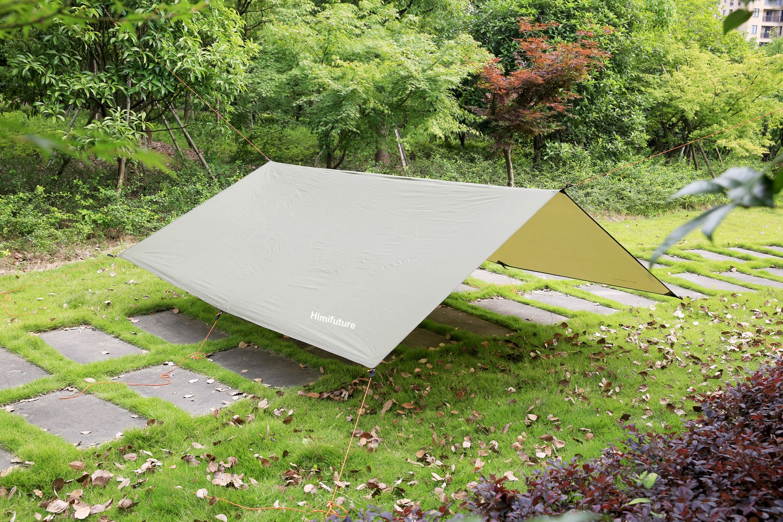 Flecktarn oder Woodland Bushcraft Camping Trekking Festival g8ds/® BW Mehrzweckplane tarp CCE-TARN Oliv