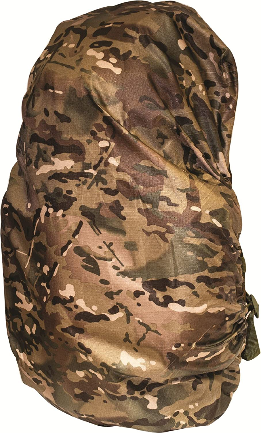 Highlander Army Combat Military Rucksack Bag Cover Waterproof Backpack HMTC Multi Camo 20-90L Pro-Force