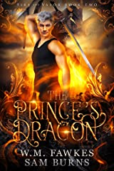 The Prince's Dragon (Fire and Valor Book 2) Kindle Edition