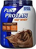 Pure Protein® 100% Whey Powder Rich Chocolate, 1.75 pounds