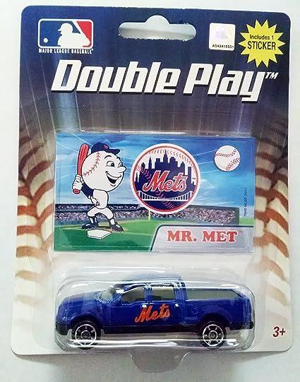e5362db8b3c Amazon.com : New York Mets 2007 Upper Deck Ford F-150 1/87 Scale MLB ...