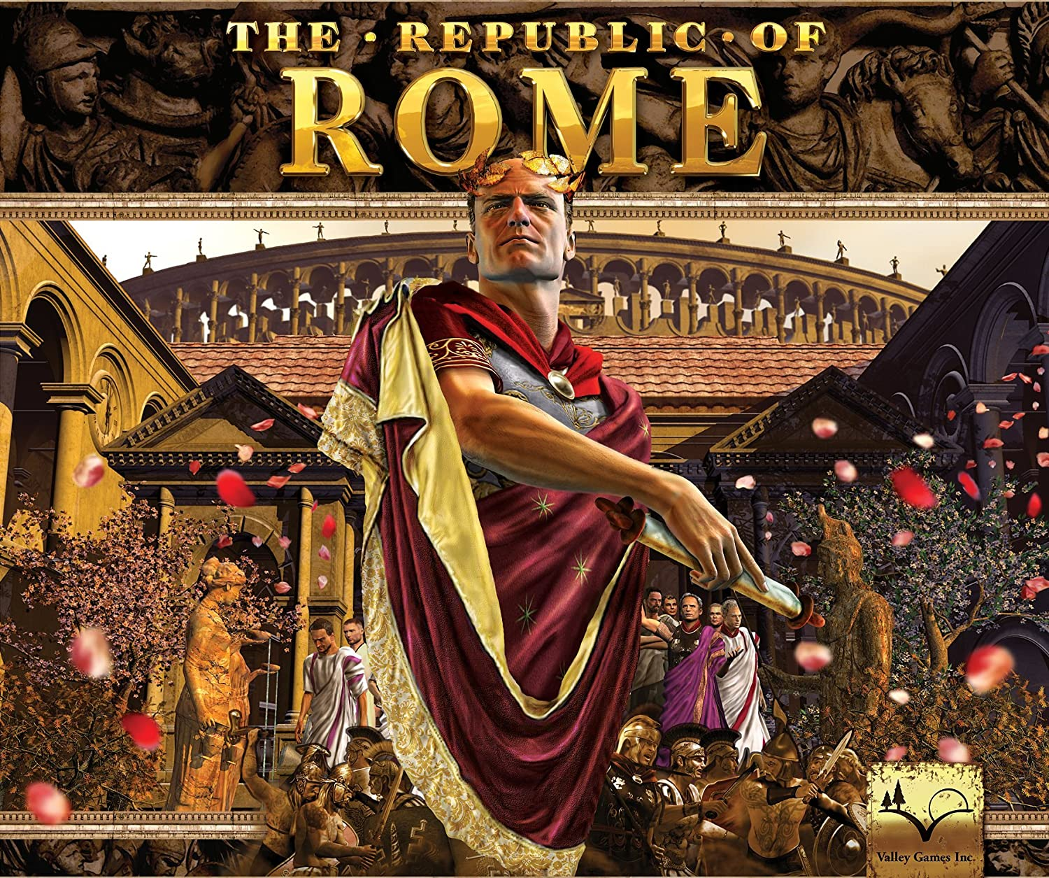 Valley Games 3 - Republic of Rome