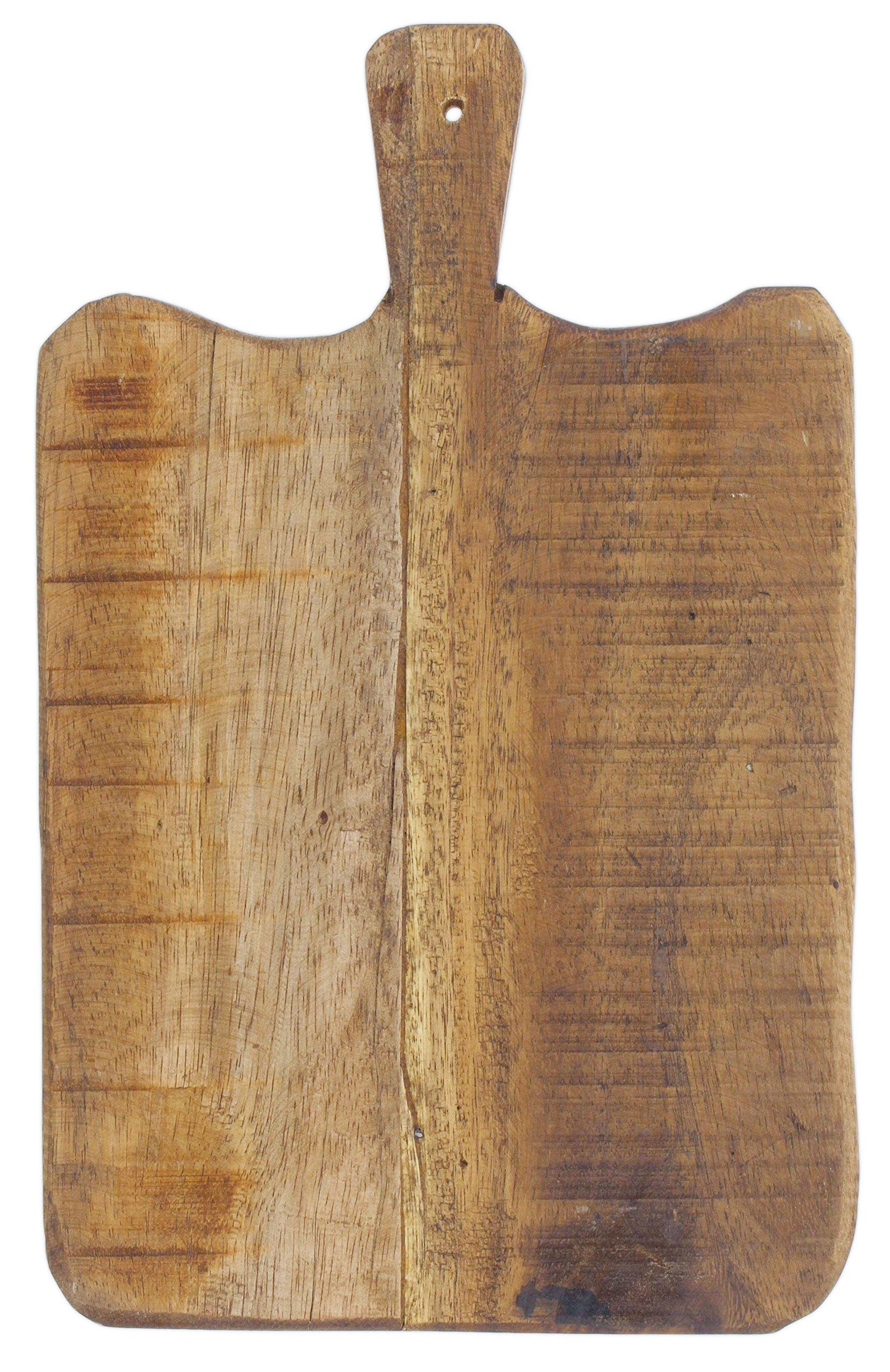 Lucky Winner 12.5''DecorativeReclaimed Wood Cutting Board by Lucky Winner (Image #1)