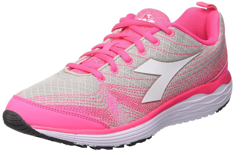 TALLA 36.5 EU. Diadora Flamingo W, Zapatillas de Running para Mujer