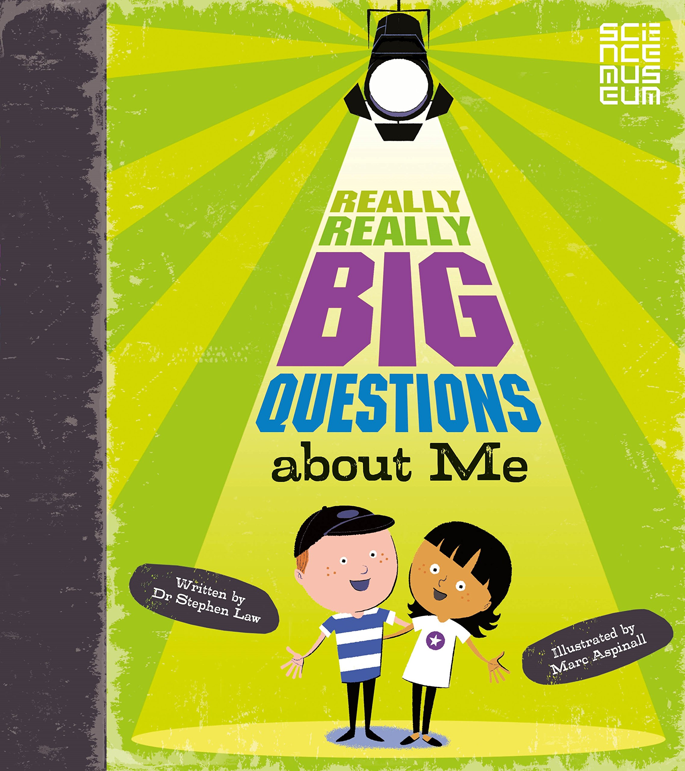 Read Online Really Really Big Questions About Me PDF