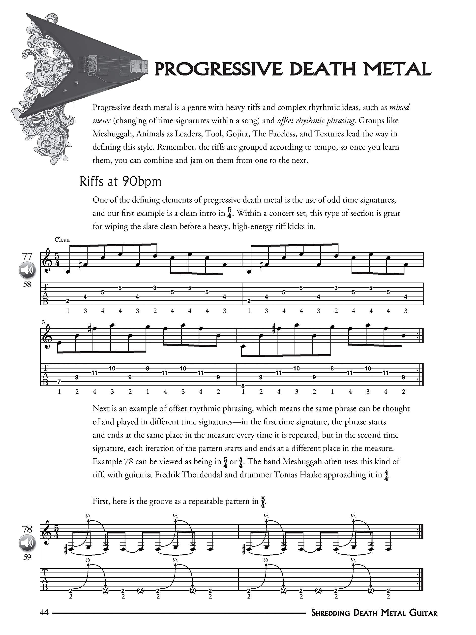 Shredding Death Metal Guitar: Extreme Technique Meets Metal Guitar ...