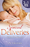 Mills & Boon : Special Deliveries: Baby On Board/Secret Baby, Surprise Parents/The Five-Year Baby Secret/The Baby Plan