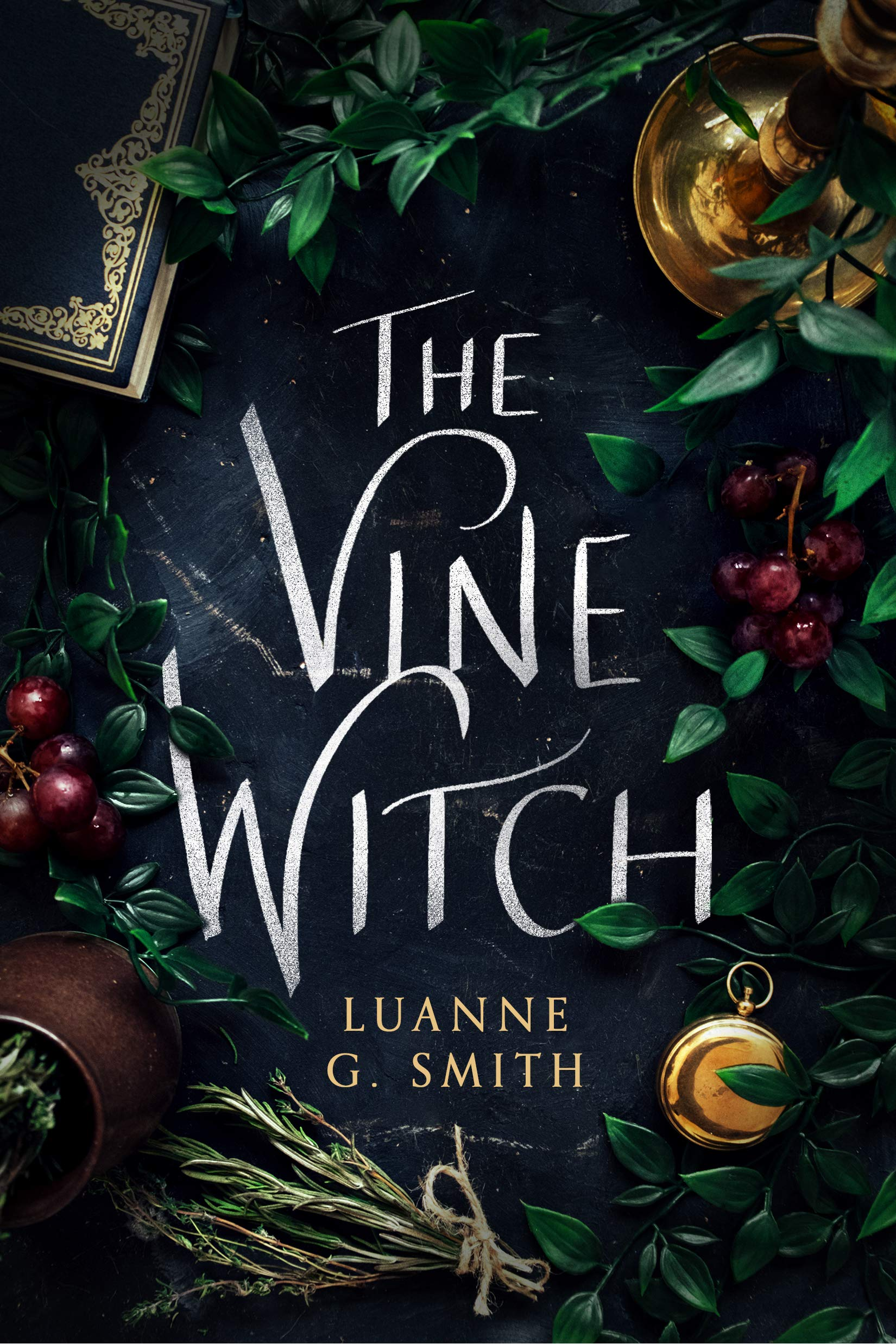 The Vine Witch  English Edition