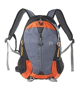 Ultimate Performance Peak II día Mochila, Color Charcoal with Orange, tamaño 22 Litre: Amazon.es: Deportes y aire libre