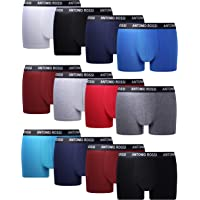 FM London Hipster Shorty (Lot de 12) Homme