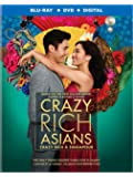 Crazy Rich Asians  (Bilingual) [Blu-Ray + DVD + Digital]