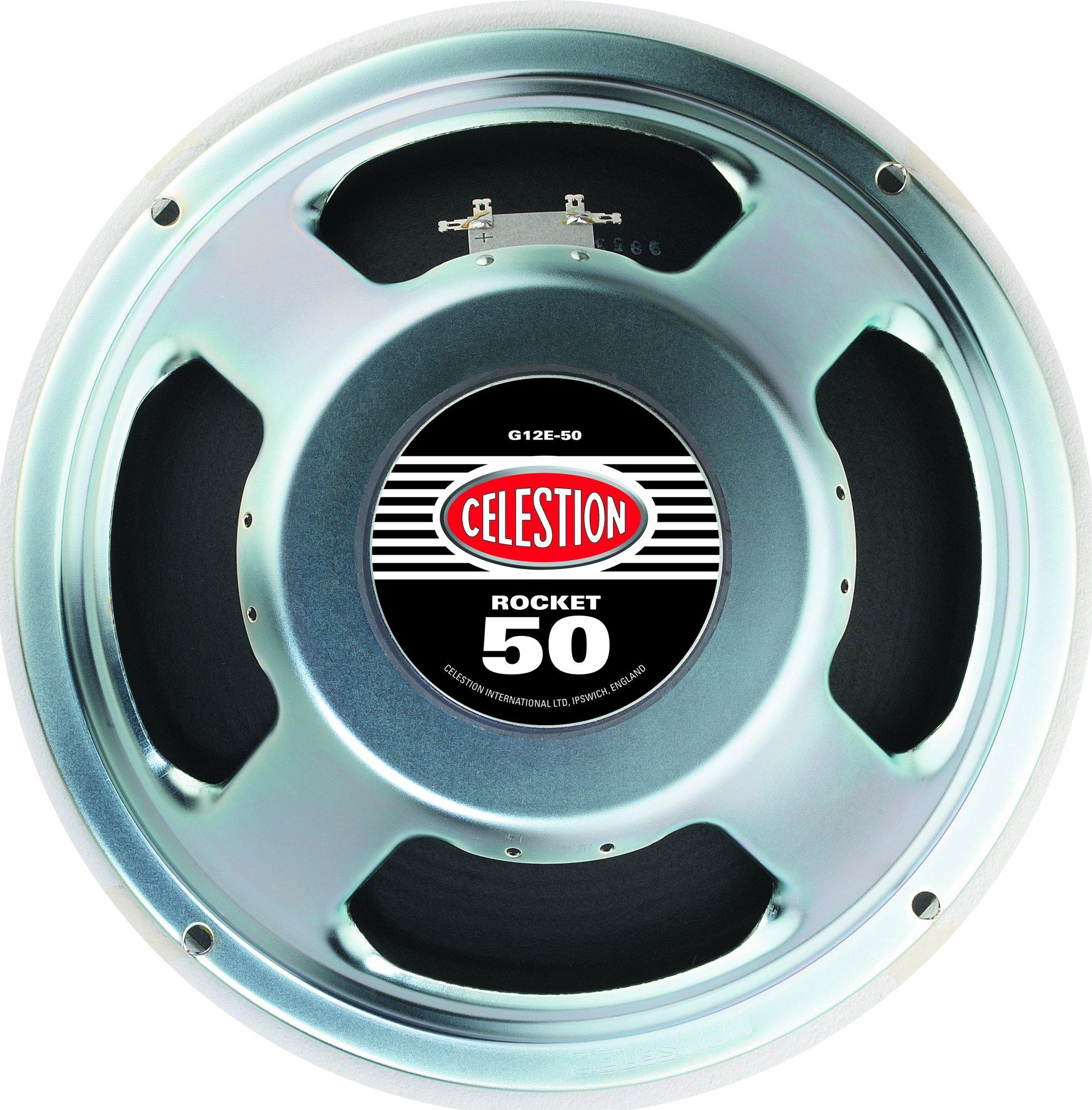 Celestion Rocket 50 Guitar Speaker, 8 Ohm
