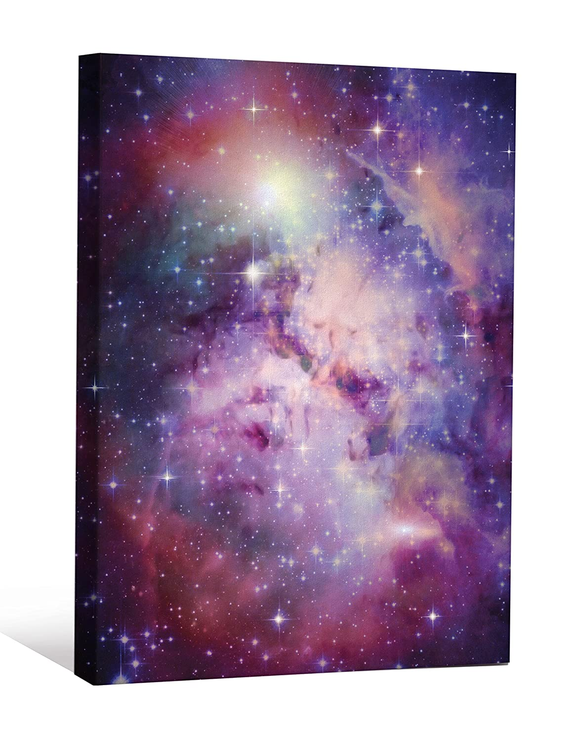 Cosmos Space Nebula Hubble At 12 Wide x 16 High Cosmos Space Nebula Hubble At 12 Wide x 16 High JP London Design JP London SCNV2323 2 Thick Heavyweight Gallery Wrap Canvas