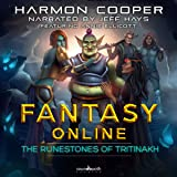 Fantasy Online: The Runestones of Tritinakh: Fantasy Online Series, Book 3