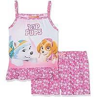 Nickelodeon Everest & Skye Conjuntos de Pijama para Niñas