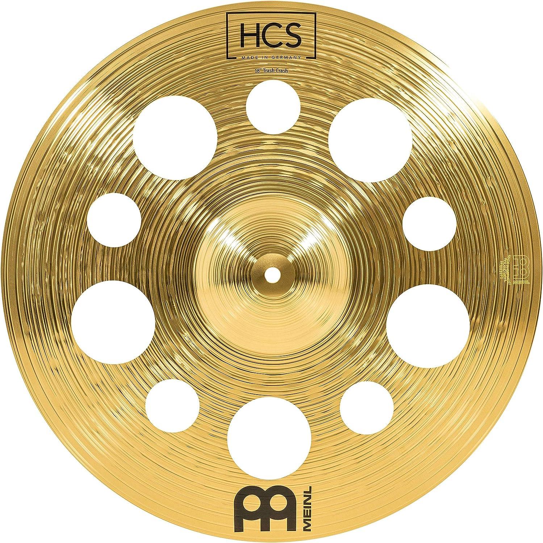 Platillos Meinl (HCS18TRC): Amazon.es: Instrumentos musicales