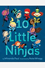 10 Little Ninjas Kindle Edition