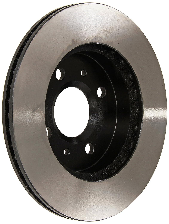 Wagner BD125136E Premium E-Coated Brake Rotor, Front Wagner Brake