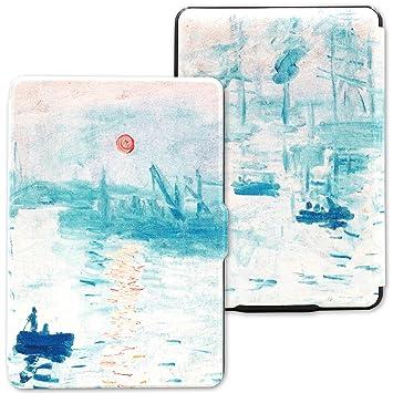 abef41d8c44d Kandouren Amozon Kindle Paperwhite Case - Art Skin