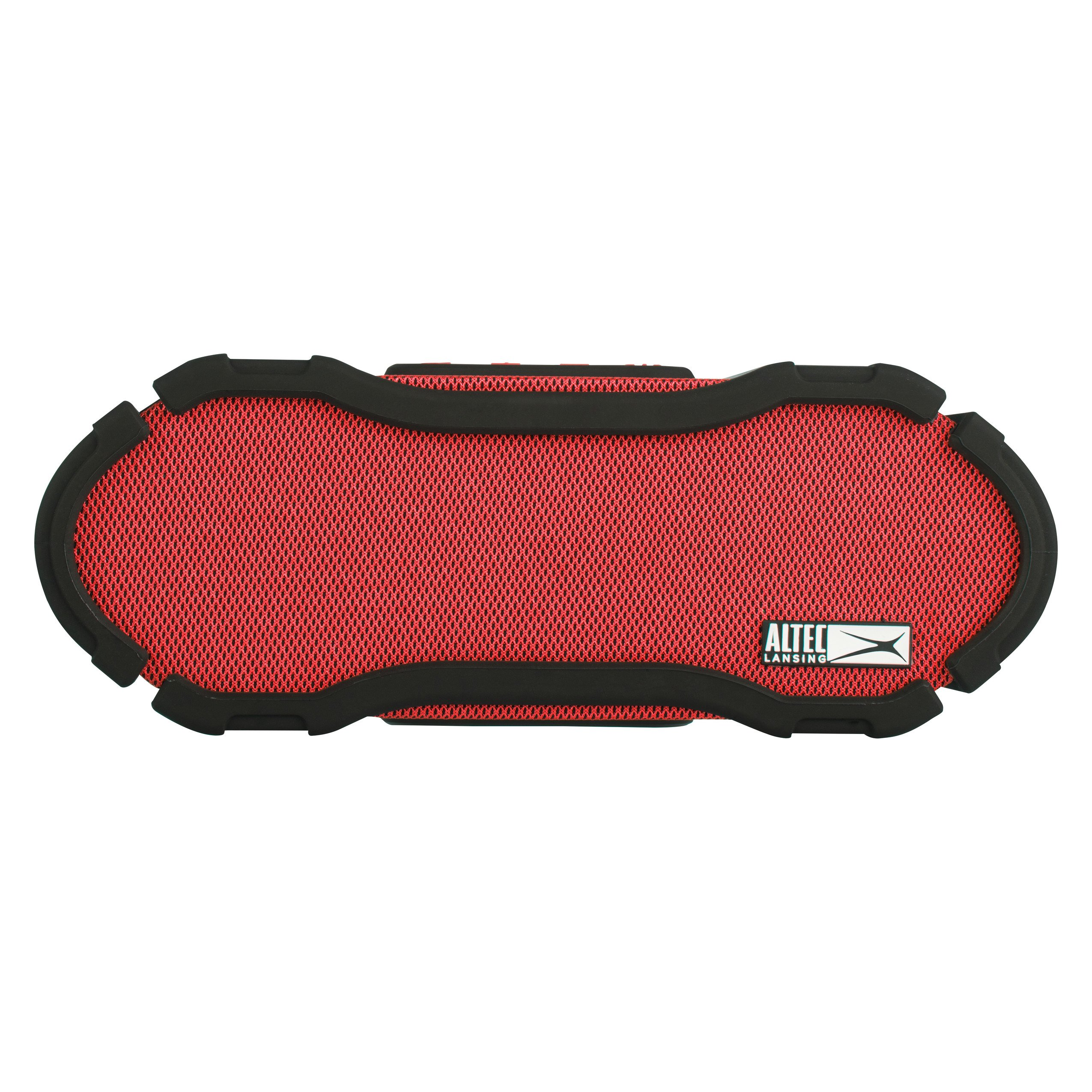 Altec Lansing IMW778-RED Omni Ultra Jacket Bluetooth Waterproof Speaker, Red