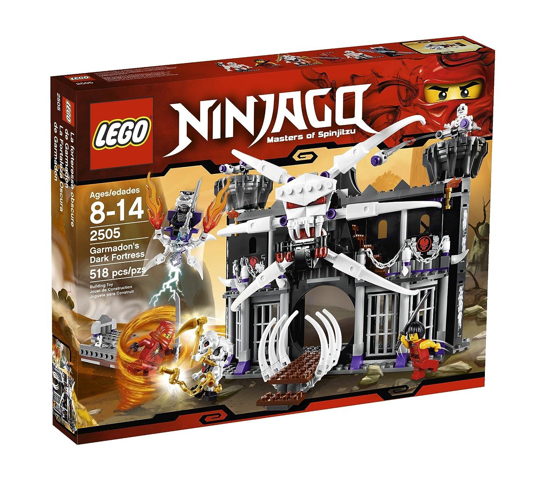 LEGO Ninjago Garmadons Dark Fortress 518pieza(s) Juego de ...