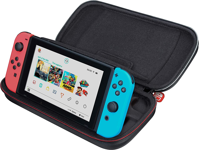 Ardistel - N-Switch Game Traveler Deluxe Case NNS40 (Nintendo Switch): Amazon.es: Videojuegos