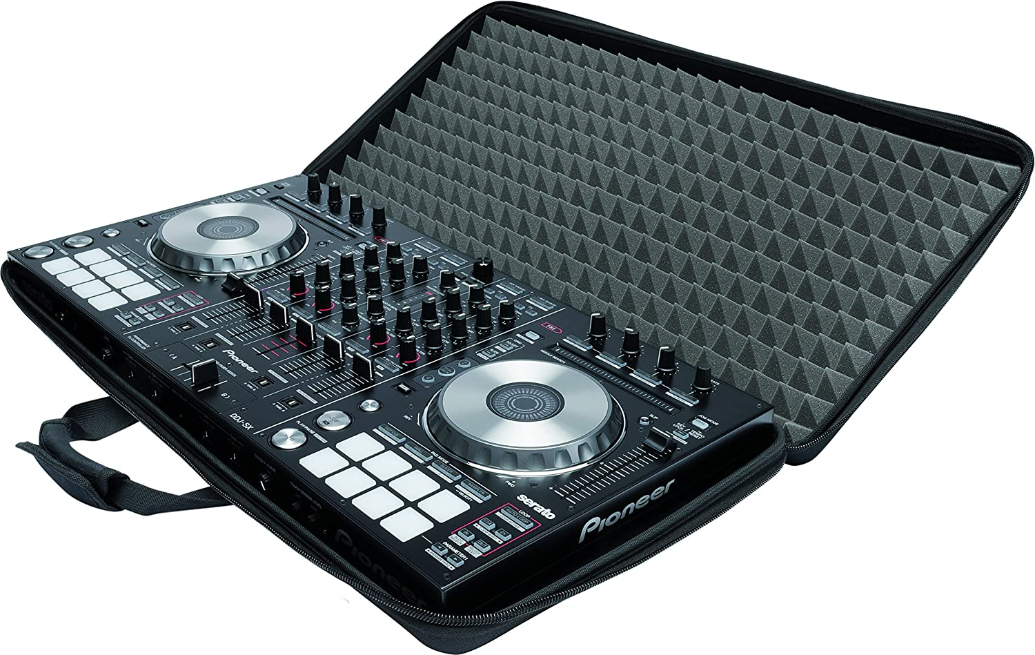 MAGMA 47996 Ctrl Hard-shell Case For Pioneer Ddj-Sx2 & Ddj-Rx