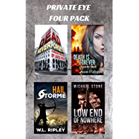 Private Eye Four-Pack (English Edition)