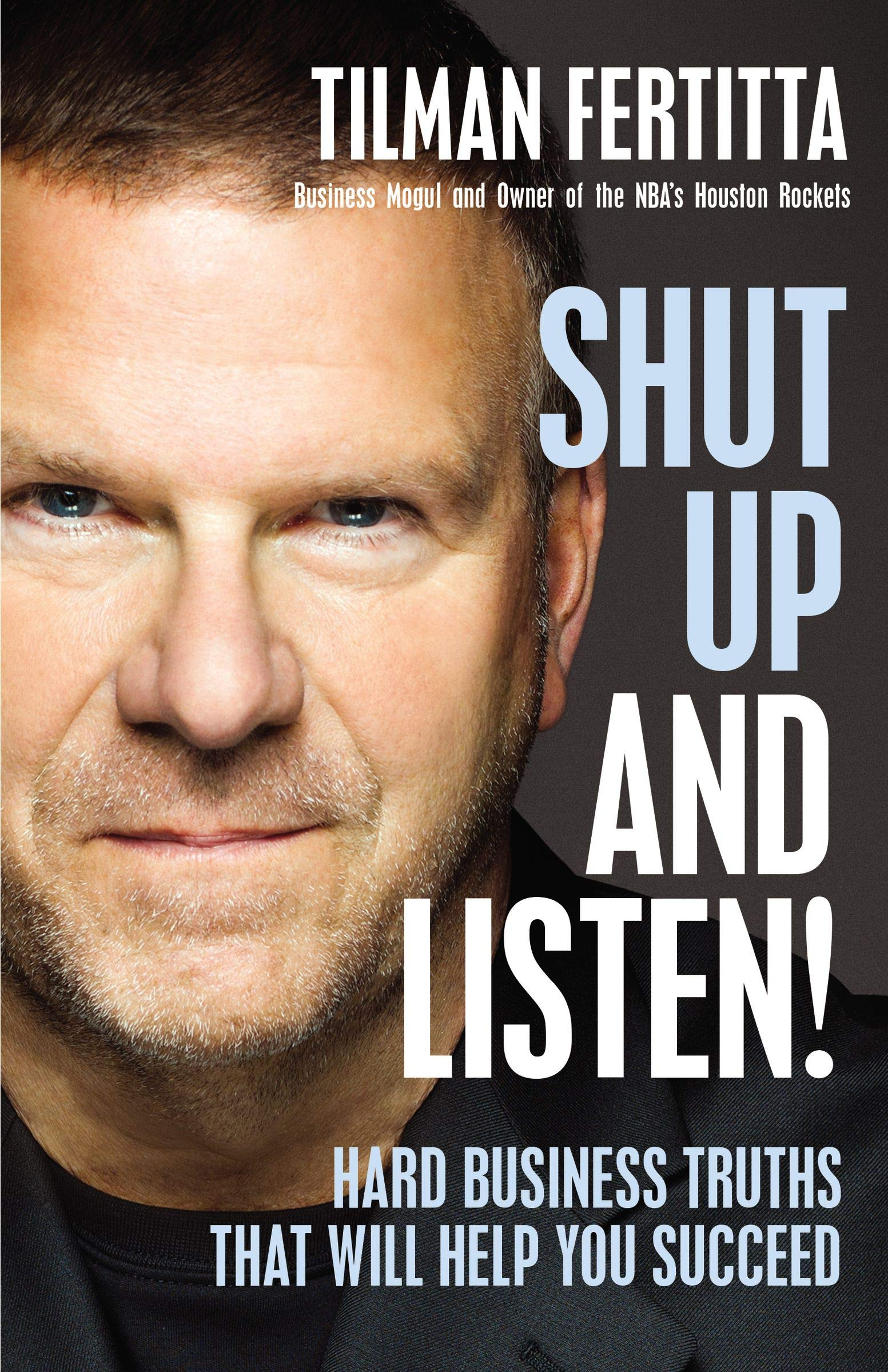 Shut Up Listen Business Succeed product image