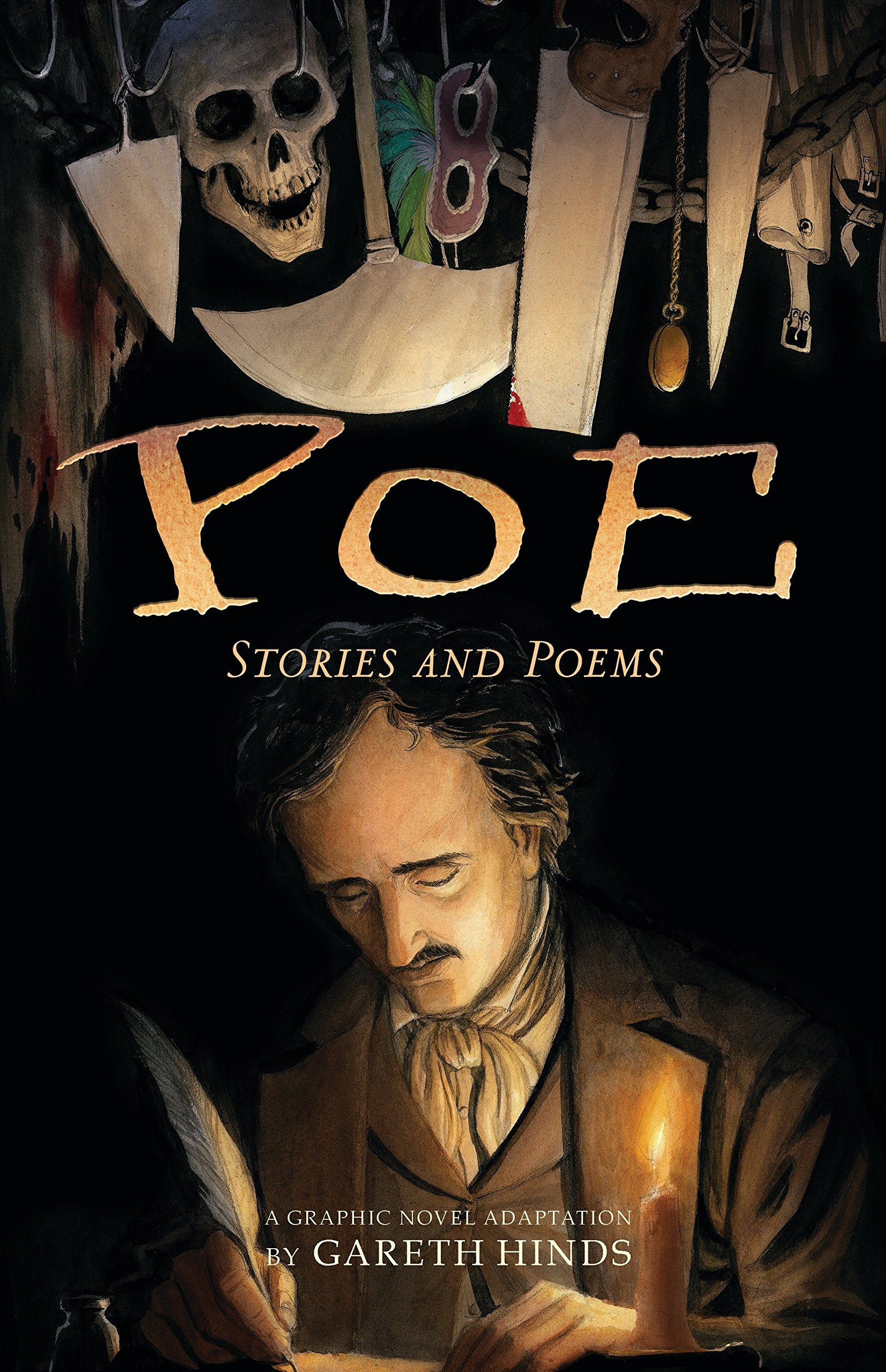 Poe: Stories and Poems: A Graphic Novel Adaptation by Gareth Hinds ebook