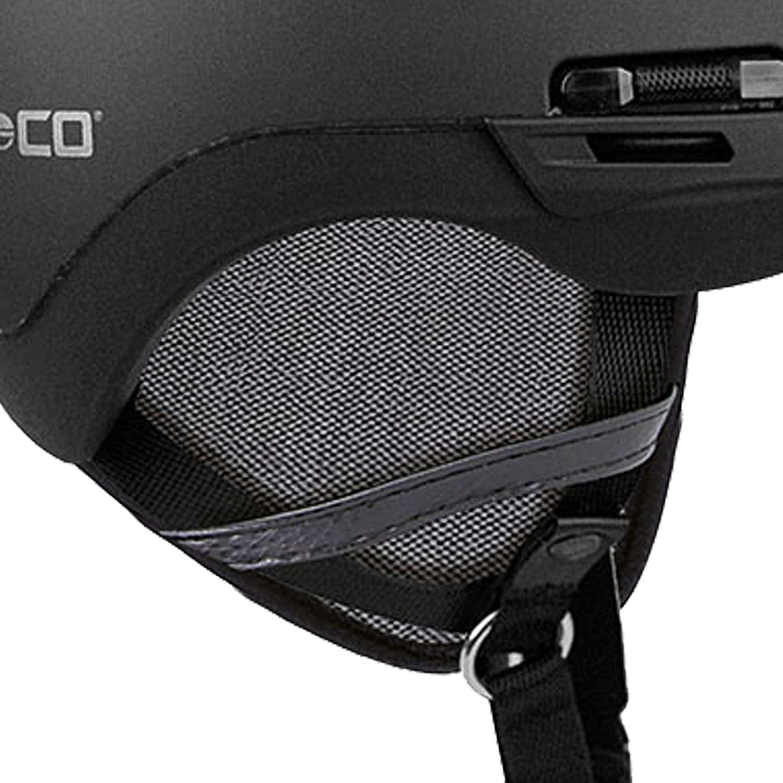 casco Paquet d'hiver pour casque d'équitation Mistrall de 2, Roadster ainsi que de casque de vélo Young Generation Casque de vélo schwarz XS-S 4040.S