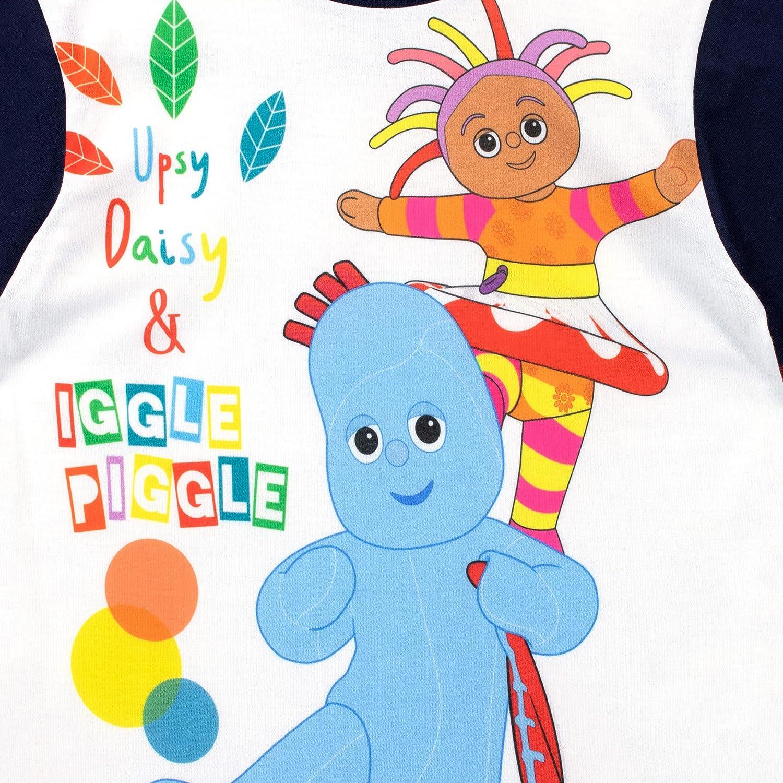 In the Night Garden Boys Iggle Piggle Upsy Daisy T-Shirt