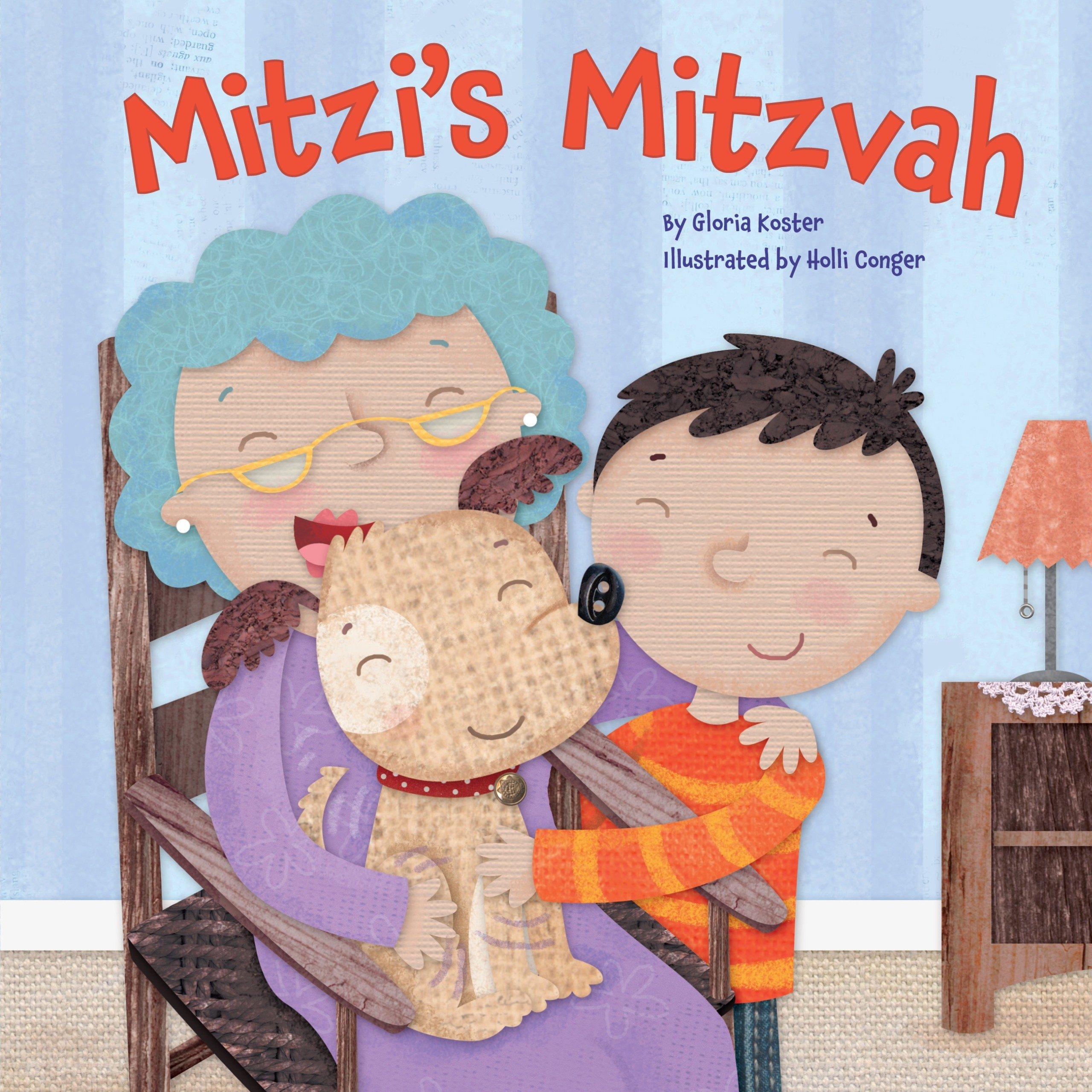 Download Mitzi's Mitzvah (Very First Board Books) pdf epub