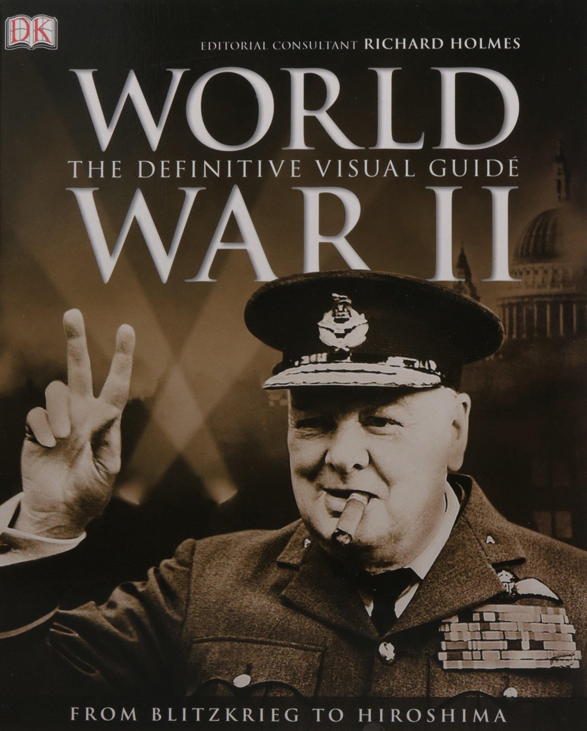 Download World War II: The Definitive Visual Guide ebook