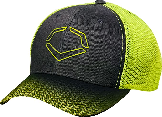 d67e7ed4276 ... wholesale amazon evoshield neon onslaught flex fit hat sports outdoors  7a077 b6cb2 ...